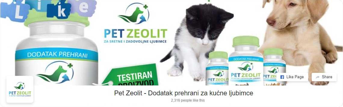 Pet Zeolit Facebok Like